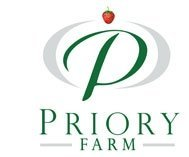 Logo tuincentrum Priory Farm