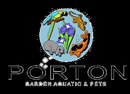 Logo Porton Garden Aquatic & Pets