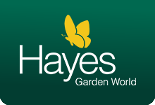 Logo tuincentrum Hayes Garden World