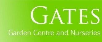 Logo tuincentrum Gates Garden Centre