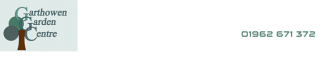 Logo tuincentrum Garthowen Garden Centre