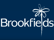 Logo tuincentrum Brookfields Garden Centre