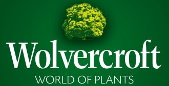 Logo tuincentrum Wolvercroft World of Plants