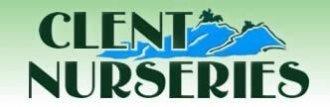 Logo tuincentrum Clent Nurseries