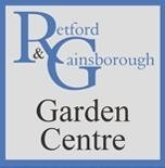 Logo tuincentrum Retford & Gainsborough Garden Centre
