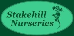 Logo tuincentrum Stakehill Nurseries
