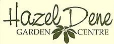 Logo tuincentrum Hazeldene Garden Centre