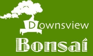 Logo tuincentrum Downs View Bonsai