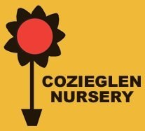 Logo tuincentrum Cozieglen Nursery