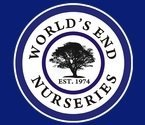 Logo tuincentrum World's End Nurseries