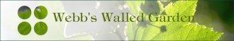 Logo Webbs Walled Garden
