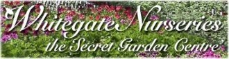 Logo tuincentrum Whitegate Nurseries