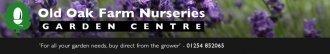 Logo tuincentrum Old Oak Farm Garden Centre