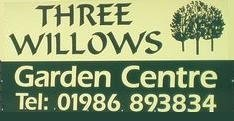 Logo tuincentrum Three Willows Garden Centre