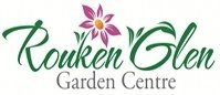 Logo tuincentrum Rouken Glen Garden Centre