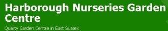 Logo tuincentrum Harborough Nurseries