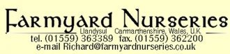 Logo Farmyard Nurseries