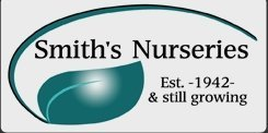 Logo tuincentrum Smiths Nurseries
