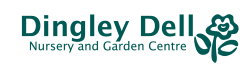 Logo tuincentrum Dingley Dell Nursery and Garden Centre