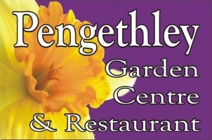 Logo tuincentrum Pengethley Garden Centre