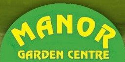 Logo tuincentrum Manor Garden Centre