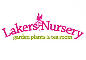 Logo tuincentrum Lakers Nursery