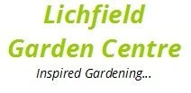 Logo tuincentrum Lichfield Garden Centre