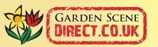 Logo tuincentrum Garden Scene