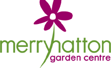 Logo tuincentrum Merryhatton Garden Centre