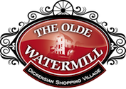 Logo tuincentrum The Olde Watermill