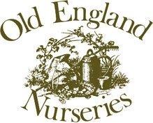 Logo tuincentrum Old England Nurseries