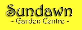 Logo tuincentrum Sundawn Garden Centre