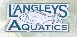 Logo tuincentrum Langleys Aquatics