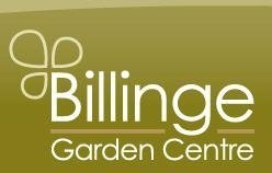 Logo tuincentrum Billinge Garden Centre