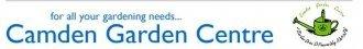 Logo tuincentrum Camden Garden Centre
