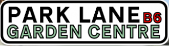 Logo tuincentrum Park Lane Garden Centre