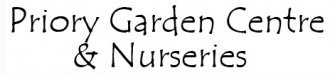 Logo tuincentrum Priory Garden Centre