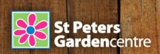 Logo tuincentrum St Peters Garden Centre
