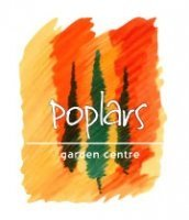 Logo tuincentrum Poplars Garden Centre