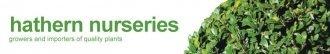 Logo tuincentrum Hathern Nurseries
