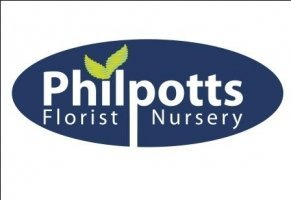 Logo tuincentrum Philpotts Nursery