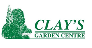 Logo tuincentrum Clays Garden Centres