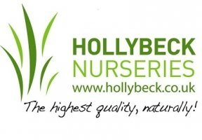 Logo tuincentrum New Hollybeck Nurseries