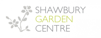 Logo tuincentrum Shawbury Garden Centre