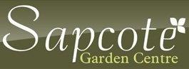 Logo tuincentrum Sapcote Garden Centre