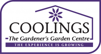 Logo tuincentrum Coolings - The Gardeners Garden Centre