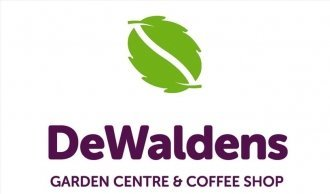 Logo tuincentrum Dewaldens Garden World