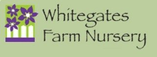 Logo tuincentrum Whitegates Farm Nursery