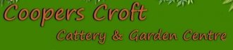 Logo tuincentrum Coopers Croft Garden Centre