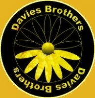 Logo tuincentrum Davies Bros Nursery